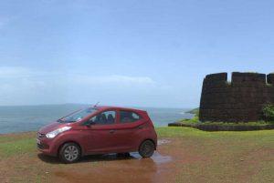 Our EON Magna car