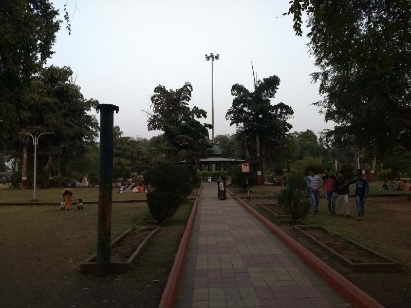 Sayaji Baug is Vadodara's own promenade and convention centre.