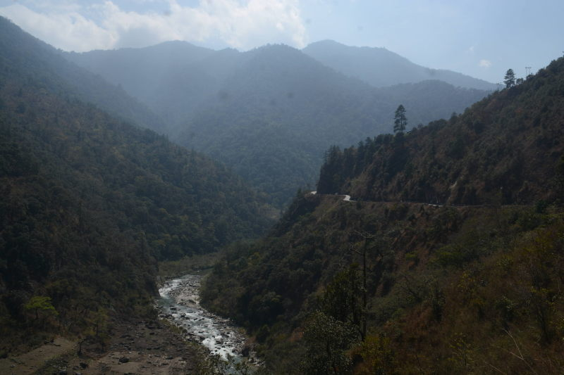 Stunning scenes like these are common in the mountains of West Kameng and Tawang.