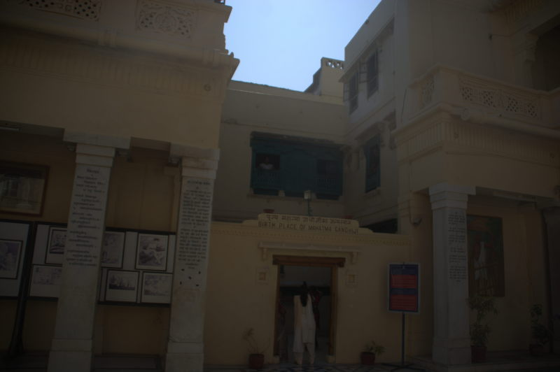 Birth home of Mahatma Gandhi