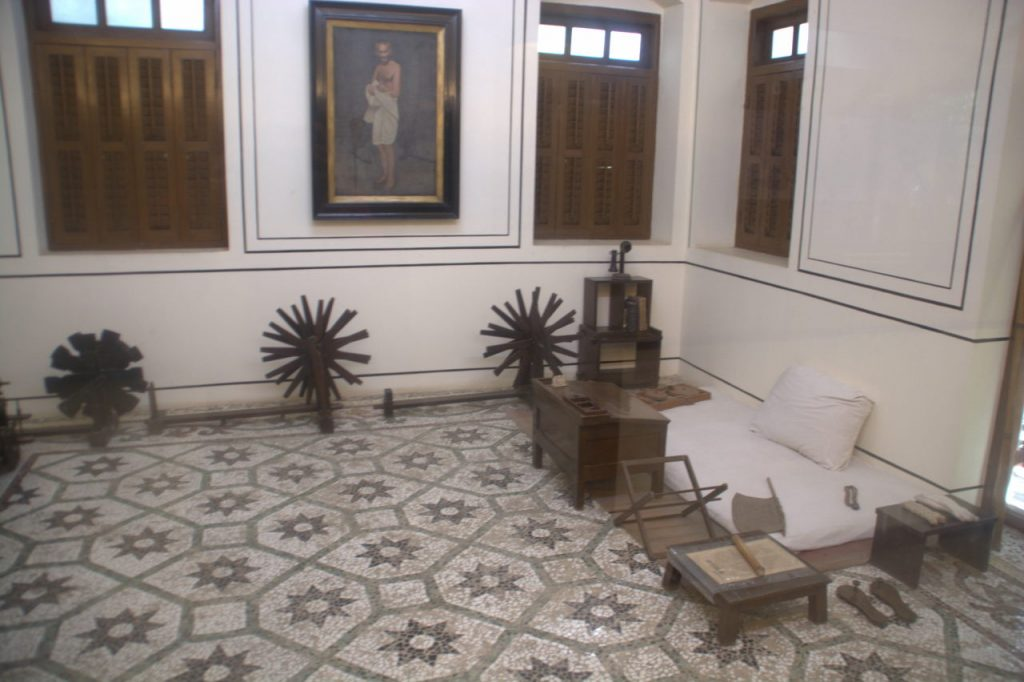 Mani Bhavan was home to Gandhiji for nearly two decades.