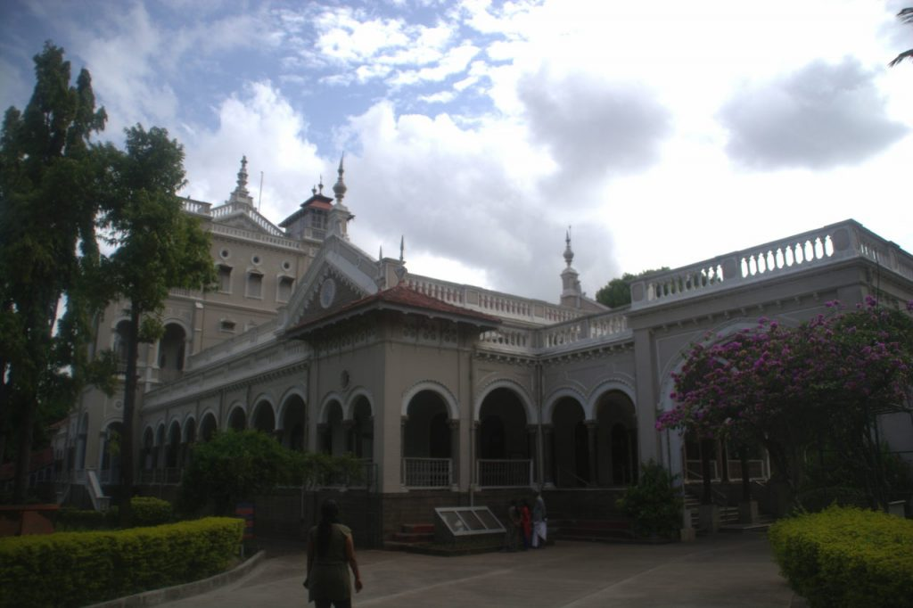 Pune's Aga Khan palace, where Gandhiji was kept under house arrest.