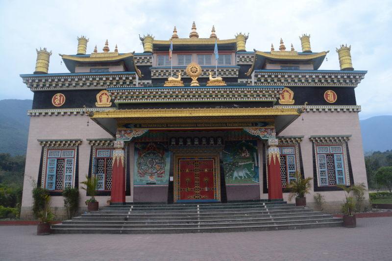 Tuting monastery