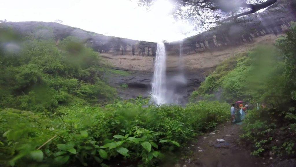Zenith waterfall near Khopoli