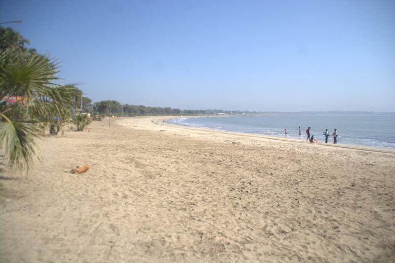 Beach at Diu