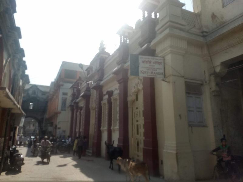 Mahatma Gandhi's birthplace at Porbandar