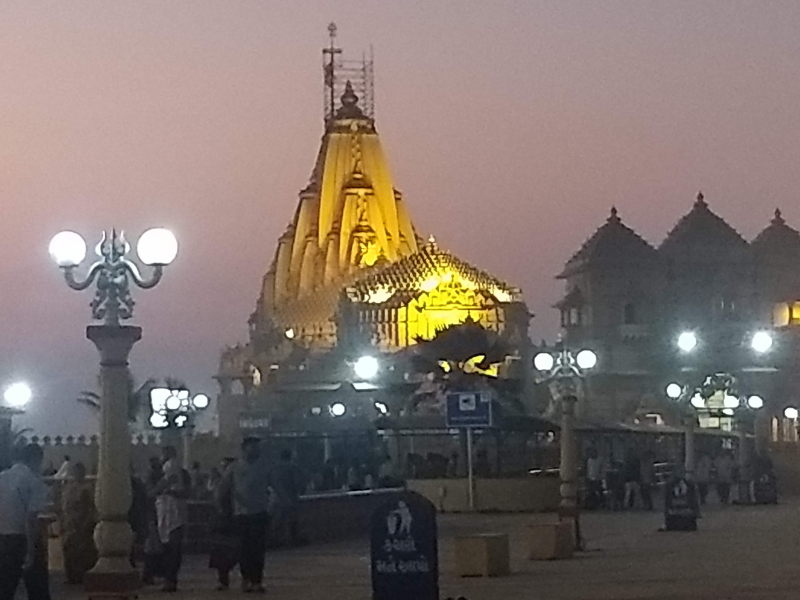 Somnath Shiva temple
