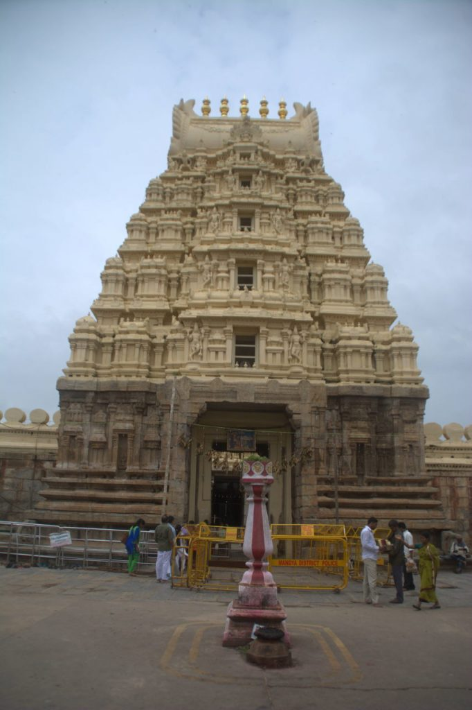 Sri Ranganatha Swamy temple at Srirangapatana