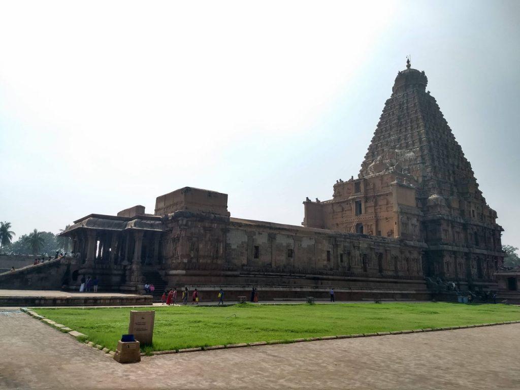 Brihadheeshwara temple, Thanjavur